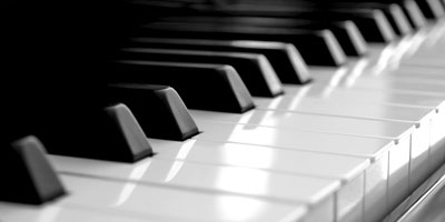 Image of Piano Keys