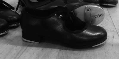 Image of Tap Dancing Shoes