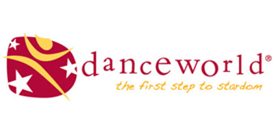 DanceWorld Company Logo Graphic.