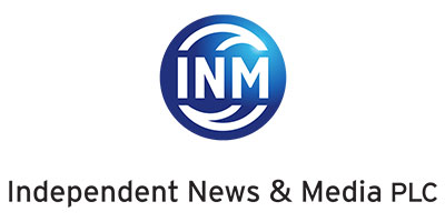 Independent News and Media Company Logo Graphic.